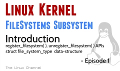 Videos :: Linux Kernel Network Programming